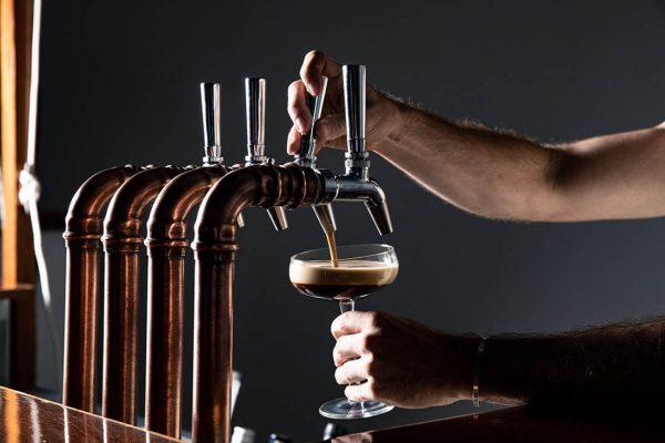 Espresso Martini on Tap