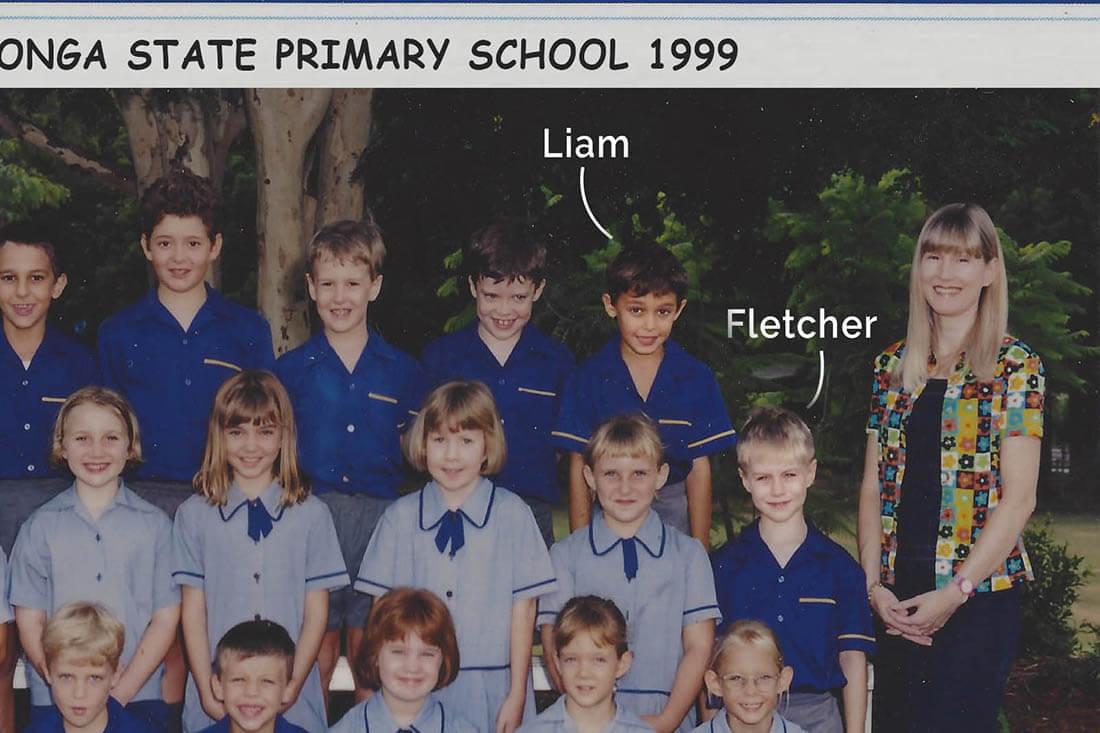 Liam & Fletcher Primary School